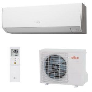 Fujitsu Heat pump installation
